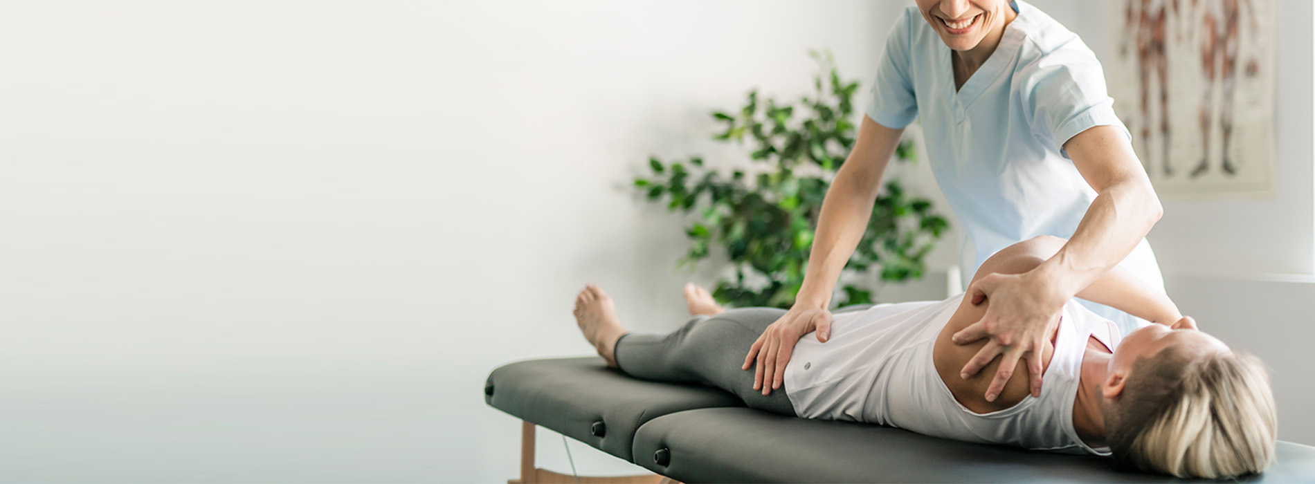 Behandeling fysiotherapeut